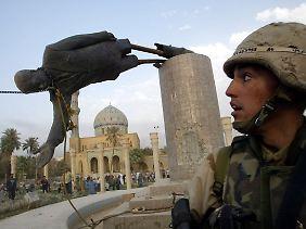 Saddam Hussein wurde gestürzt. Doch um welchen Preis?