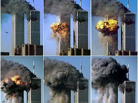 Die Anschläge veränderten die Agenda der US-Politik.