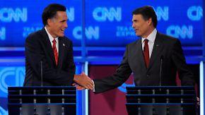 Zweites TV-Duell der Republikaner: Barack Obamas Gegner steht fest