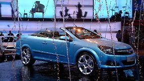 Stelldichein der Sommerautos: Cabrios messen ihre Kräfte