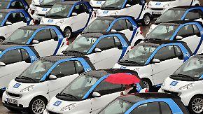 Auto als Statussymbol?: Junge Menschen wollen Carsharing