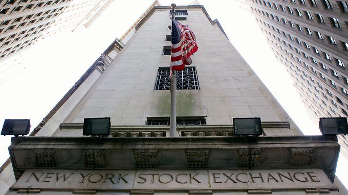 Die größte Börse der Welt: Nyse - das Herz des Kapitalismus