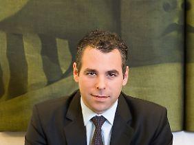 Alexander Alvaro will die pro-europäische Tradition der FDP bewahren.