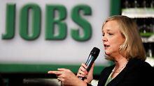 Meg Whitman gilt als heiße Kandidatin für eine eventuelle Nachfolge von HP-Chef Apotheker.