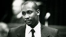 Täter oder Opfer? Davis auf einem Foto von 1991.