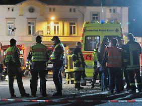 Einer der beiden Lokführer wurde leicht verletzt.