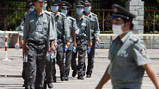 Weltweite Besorgnis: Die Schweinegrippe grassiert
