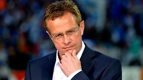 Respekt für Schalke-Trainer: Ralf Rangnick zieht die Notbremse