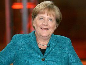 Merkel will in dieser Situation nicht an die nächste Wahl denken.