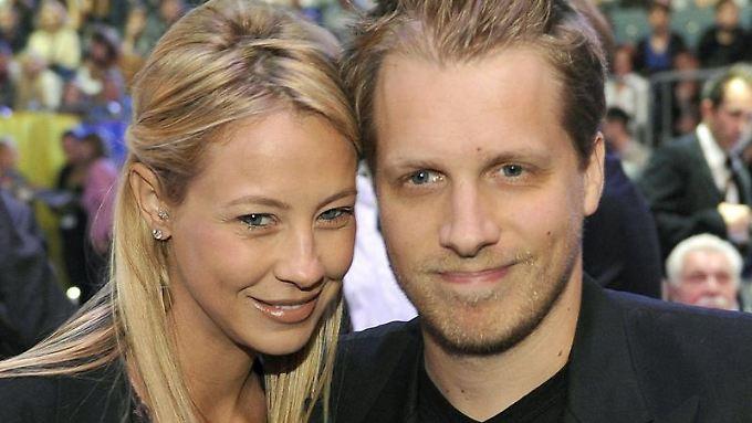 Oliver Pocher und Noch-Ehefrau Alessandra (li.)