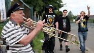 "80.000 Metal-Fans trotzen der Krise: ""Freu' Dich - Du bist in Wacken"""