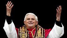 Papst Benedikt XVI. geht es um die Einheit der Kirche.