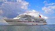 """""""MS Europa"""" fährt allen voran: Die besten Kreuzfahrtschiffe der Welt"""