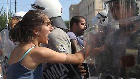Massive Proteste in Griechenland: Auswirkungen hierzulande spürbar