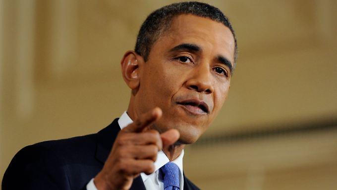 Nicht nur US-Präsident Obama, ...