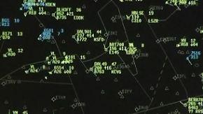 Stillstand am Himmel droht: Fluglotsen wollen bundesweit streiken