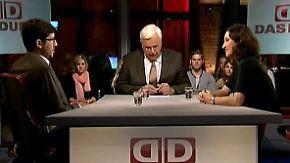 Christopher Lauer und Dorothee Bär: Die Piraten - Partei oder Party?