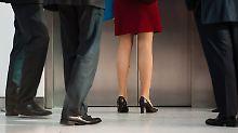 Mehr als ein Drittel weiblich? Der Widerstand gegen EU-Frauenquote wächst.