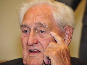Josef Scheungraber bestreitet jede Beteiligung an dem Massaker, er behauptet sogar, davon nicht einmal gewusst zu haben.