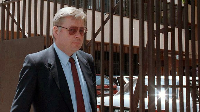 Hartmut Hopp in den 1980er Jahren.