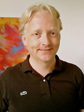 Prof. Dr. Christian Rathmann ist Direktor des Institutes für deutsche Gebärdensprachen in Hamburg.