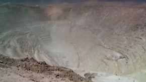 Kupferförderung in Chiles Wüste: Weltgrößte Mine wächst weiter