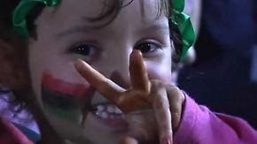"""""""Der glücklichste Tag in meinem Leben"""": Libyer feiern Gaddafis Tod"""