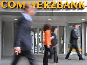 Die Commerzbank benötigt rund 3 Milliarden Euro.