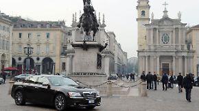 PS - Das Automagazin: Lancia Thema: Ein Schlachtschiff