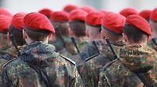 Die Soldaten gehen - was kommt danach.