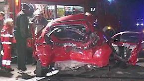 Drei Tote nach schwerem Unfall: Basketball-Verein unter Schock