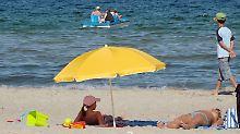 Staatliche Subvention für den Strandurlaub nimmt man gerne mit.