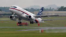 Hochfliegende Hoffnungen: Moskaus Superjet 100