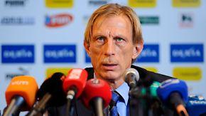 Arbeitsantritt beim FC Brügge: Christoph Daum hat eine Vision