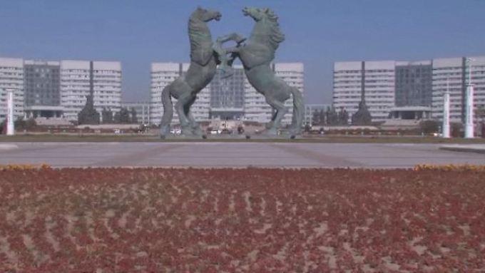 Geisterstadt für 300.000 Menschen: Geldanlage auf Chinesisch