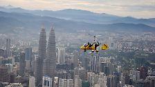 Gigantomanie in den Wolken: Die höchsten Gebäude der Welt