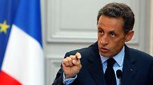 """""""Moralisierung des Kapitalismus"""": Sarkozy beschränkt die Boni"""