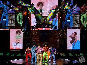 """""""Immortal"""" ist mit 25 Millionen Dollar die teuerste Show, die jemals auf Tour gegangen ist."""