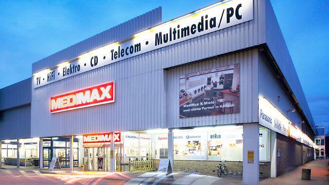 Elektromärkte im Test: Medimax schlägt alle