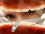 Zahnärzte entdecken immer mehr Knirscher unter ihren Patienten.