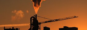 Die CO2-Belastung erreicht einen neuen Höchststand.