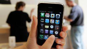 Selbst das iPhone 3 GS kostete neu bis vor Kurzem noch mehr als 400 Euro.