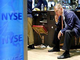 Die Finanzkrise führt also auch noch zum Ende der USA.