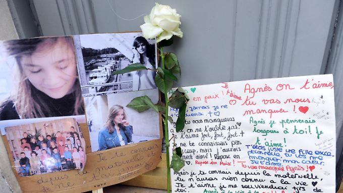 Wut und Fassungslosigkeit in Frankreich: 13-Jährige von Mitschüler ermordet