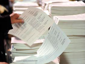 Anträge über Anträge: Die Mühen eines Parteitags