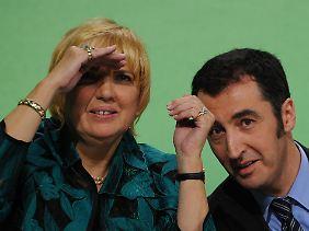 Roth und Özdemir blasen zur Attacke.