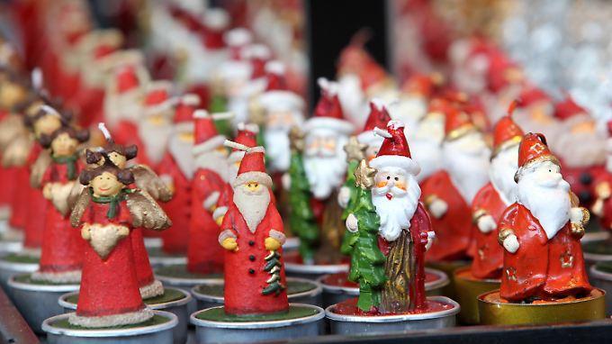 Von Null auf Hundert in Weihnachtsstimmung.