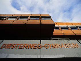 Bis zum Sommer 2011 war das Diesterweg-Gymnasium im Berliner Stadtteil Wedding hier untergebracht.