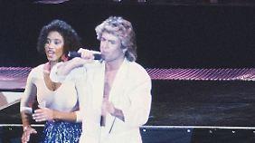 """""""Make It Big""""-Tour 1984."""