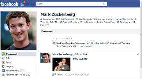facebook gr nder mark zuckerberg als weltvernetzer zum milliard r n. Black Bedroom Furniture Sets. Home Design Ideas